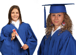 Photos de graduation primaire